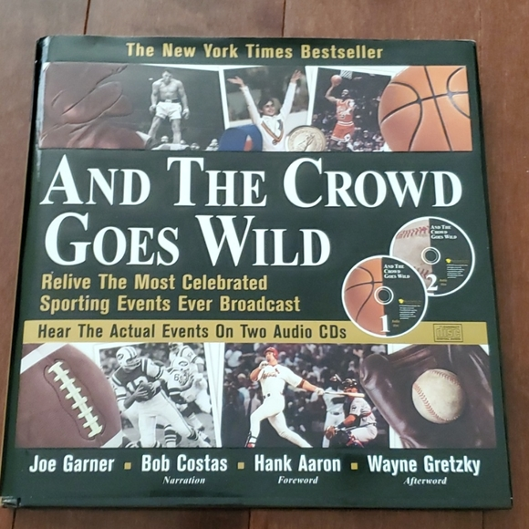 Best Seller: And The Crowd Goes Wild Book